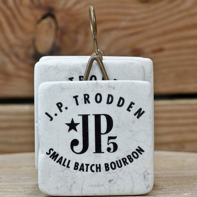 J. P. Trodden Coaster Set