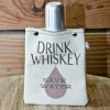 Drink Whiskey Save Water Flask